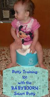 Babybjorn Potty Chair Reviews Potty Training Tips And A Babybjörn Smart Potty Review Momma