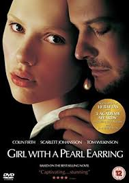 girl pearl earing girl with a pearl earring 2004 dvd co uk