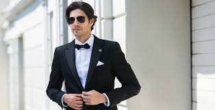 what to wear to a black tie event the idle man