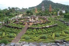 Botanical Garden Station by Nong Nooch Tropical Botanical Garden Na Chom Thian Thailand