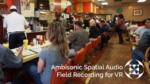 restaurant ambience ambisonic audio marketplace high fidelity