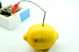 how to make a lemon powered clock 10 steps with pictures