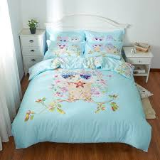 Peacock Feather Comforter Nursery Beddings Feather Pattern Bedding Sets Also Blue Peacock