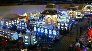 Prairie Meadows Buffet by Prairie Meadows Officials Oppose Proposed Casino
