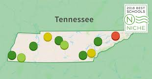 Maryville Tennessee Map by 2018 Best Districts In Tennessee Niche
