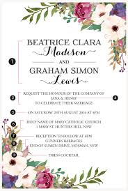 Catholic Wedding Invitation Invitation Wording Wedding Invitations Event Stationery And Diy