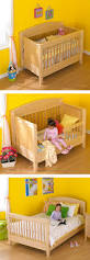Free Woodworking Plans For Baby Crib by 3 In 1 Bed For All Ages Woodworking Plan From Wood Magazine