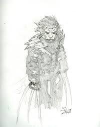chris bachalo wolverine sketch by sketchsanchez on deviantart