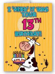 13th birthday jokes kappit