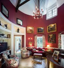 victorian style christmas decoration trends and living room decor
