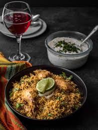 biryani cuisine chettinad chicken biryani recipe easy instant pot chicken biryani