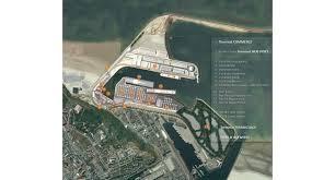 chambre de commerce boulogne sur mer port de boulogne sur mer plan masse images de synthèse et