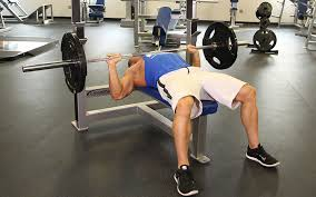 Wide Grip Bench Press For Chest Wide Grip Barbell Bench Press Exercise Guide U0026 Tips