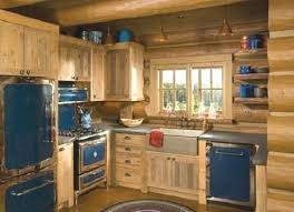 cabin kitchens ideas cabin kitchen bloomingcactus me