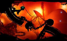 google halloween game ending blog badland atmospheric action side scroller game from frogmind