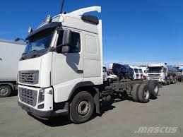 american volvo trucks for sale used volvo fh 16 660 6x2 cab u0026 chassis year 2008 price 34 046