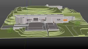 underground house concept u2013 large complex modern layout the