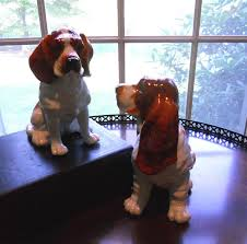 pair of floppy eared spaniels home decor signature interiors