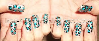 leopard print nail designs 2015 best nails design ideas