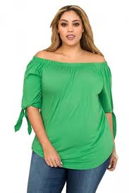 green womens blouse womens plus size shoulder plain blouse green pink