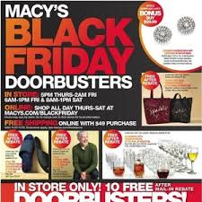 macy s black friday 2017 ad is here blackfriday
