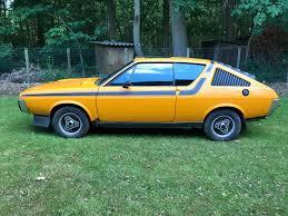 renault 1980 renault r17 ts coupé 1980 u2013 castle cars
