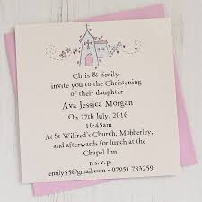 hallmark christening invitations clothesline baby shower
