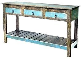 rustic x console table rustic x console table vennett smith com