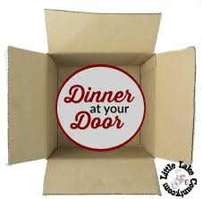 thanksgiving dinner shipped dinner at your doorstep meal kit delivery services little lake