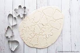 salt dough ornament recipe the best ideas for kids