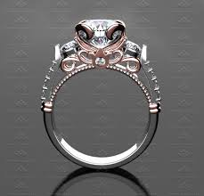engagement rose rings images 3 25ct white diamonds and gold premier 290 engagement ring jpg