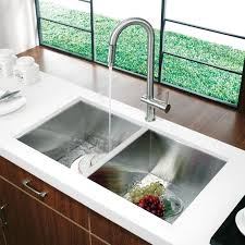 best stainless steel kitchen faucets best 25 modern kitchen sinks ideas on contemporary