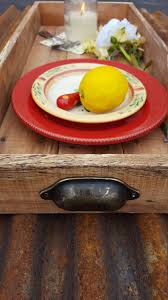 rustic wood tray serving tray rustic decor farmhouse home decor