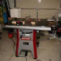 Craftsman Portable Table Saw Craftsman Table Saw Review Wordblab Co