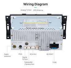 car wiring wiring diagram 2006 2007 2008 dodge caliber radio gps