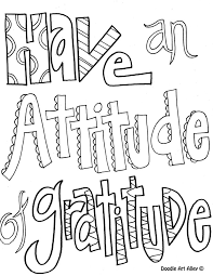 attitude coloring pages religious doodles