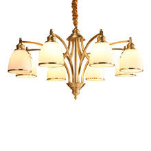 Glass Shade Chandelier Popular Glass Chandelier Shades Buy Cheap Glass Chandelier Shades