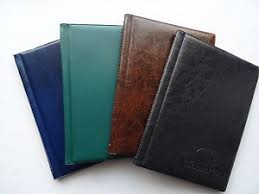 small photo album coin album 96 coins for 50p small and large 2