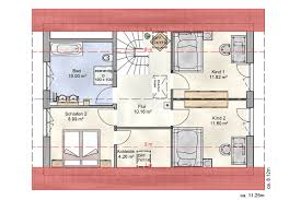 Schlafzimmer Gr E Einfamilienhaus Bergen Gorkow Bau Gmbh