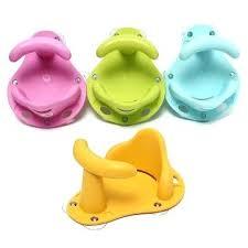 siège de bain pour bébé siege bebe 4 couleurs baignoire bacbac anneau siage enfants
