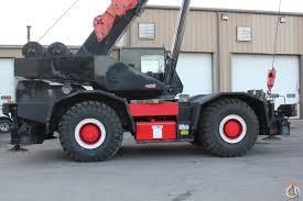 tr 400e 45 ton rough terrain crane crane for sale on cranenetwork com