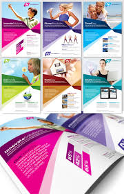 multipurpose business flyer template magazine ad designs with free