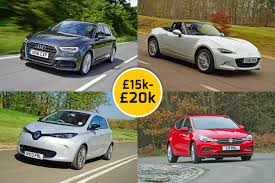 brand new cars for 15000 or less best company cars 15 000 to 20 000 best company cars 2017