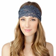 wide headband 2016 women fashion lace headband bohemian hair accessories