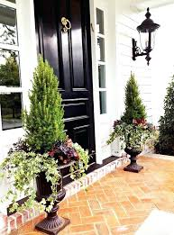 front porch planting ideas transitional front porch idea in simple