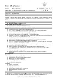 templates front office manager job description template excellent resume for your awesome collection of formats words