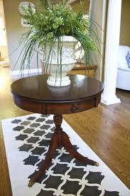 painting a floor how to paint a vinyl rug stencil painting stenciling and floor