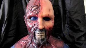 silicone mask halloween silicone mask darkman youtube