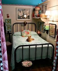 vintage bedrooms vintage bedroom with an orange cat decor pinterest vintage