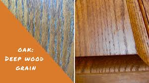 how to paint wood grain cabinets how to hide oak grain transform wood cabinets with paint